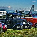 Planes And Cars by Randy Harris