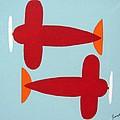 Planes  by Graciela Castro