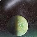 Planet Au Vert by Steven Stewart