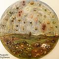 Planet Earth by Augusta Stylianou