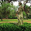 Plantation Garden New Orleans  by Joan  Minchak