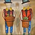 Planter Buddies by Gordon Elwell