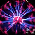 Plasma Ball by Sinisa Botas
