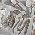 Plasterer Tools 1 by Anke Classen