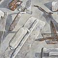 Plasterer Tools 2 by Anke Classen