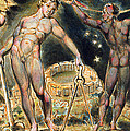 Plate 100 From Jerusalem by William Blake
