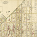 Plate 20 Part Of Wards 18, 21 & 25. Brooklyn by Litz Collection