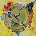 Plate 3e by Mauro Celotti