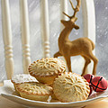 Plate Of Mince Pies by Amanda Elwell