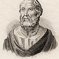 Plato From Crabbes Historical Dictionary by English School