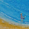 Play At The Beach by Sally Rice