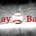 Play Ball 2 by Tina Meador