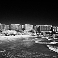 Playa Cappellans And Salou Waterfront Properties On The Costa Dorada Catalonia Spain by Joe Fox