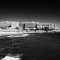 Playa De Cappellans And Salou Waterfront Properties On The Costa Dorada Catalonia Spain by Joe Fox