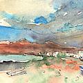 Playa Honda In Lanzarote 01 by Miki De Goodaboom