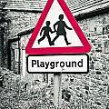 Playground by Tom Gowanlock
