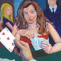 Playing Cards by Mike Jory