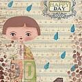 Playing In The Rain by Trenda Berryhill