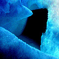 Playing With The Snow And Ice Kappl Mountain Austria  by Colette V Hera  Guggenheim
