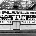 Playland At The Beach by Underwood Archives