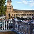 Plaza De Espana by Jenny Hudson
