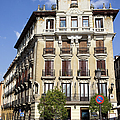 Plaza De Ramales Tenement House by Artur Bogacki