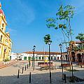 Plaza In Mompox by Jess Kraft