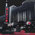 Plaza Theater Us Mexico Border Town Nuevo Laredo Nuevo Leon Mexico Collage 1977-2012 by David Lee Guss