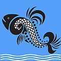 Plenty Of Fish In The Sea 4 Fish by Angelina Vick