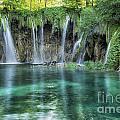 Plitvice Falls by Timothy Hacker
