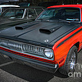 Plymouth Duster 340 by David B Kawchak Custom Classic Photography
