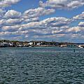 Plymouth Harbor by Anthony Dezenzio