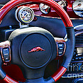 Plymouth Prowler Steering Wheel by Paul Ward