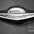 Plymouth Trunk Emblem by Scott Pellegrin