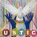 Pms 20 Justice by Anne Cameron Cutri