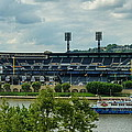 Pnc Park Pittsburgh Pirates by Angelo Rolt