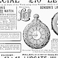 Pocket Watches, 1888 by Granger