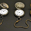 Pocket Watches by Dave Mills
