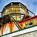 Point Bonita Lighthouse by Robert Rus
