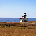 Point Cabrillo Light House by Abram House