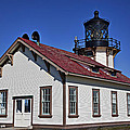 Point Cabrillo Light Station by Garry Gay