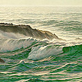 Point Lobos Surf by Paul Krapf