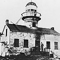 Point Loma Lighthouse by Jerry McElroy - Public Domain Image