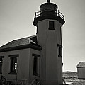 Point Robinson Lighthouse 2 by Cathy Anderson