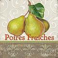 Poires Fraiches by Debbie DeWitt