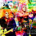 Poison Original Painting Print by Ryan Rock Artist