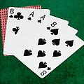 Poker Hands - Dead Man's Hand 2 V.2 by Alexander Senin