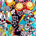 Poker Playfield by Benjamin Yeager