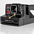 Polaroid Time-zero One Step Color Version by Mark Miller