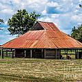 Pole Barn by Ken Frischkorn